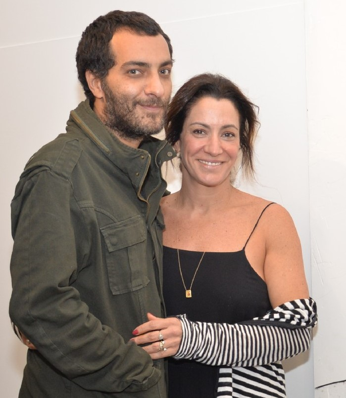 Candé Salles e Joana Mariani /Foto: Sonia Balady