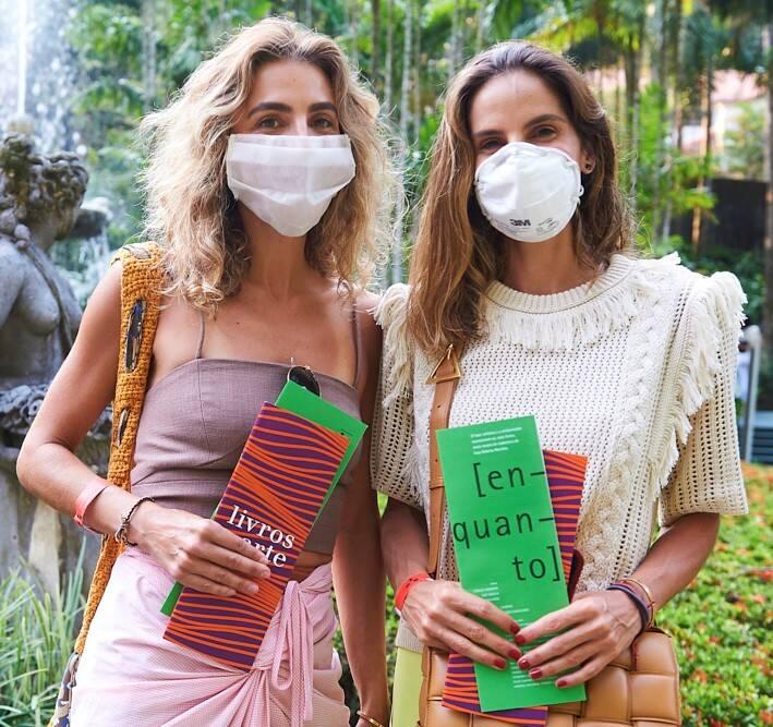 Anna MacDowell e Bianca Ranucci /Foto: Selmy Yassuda
