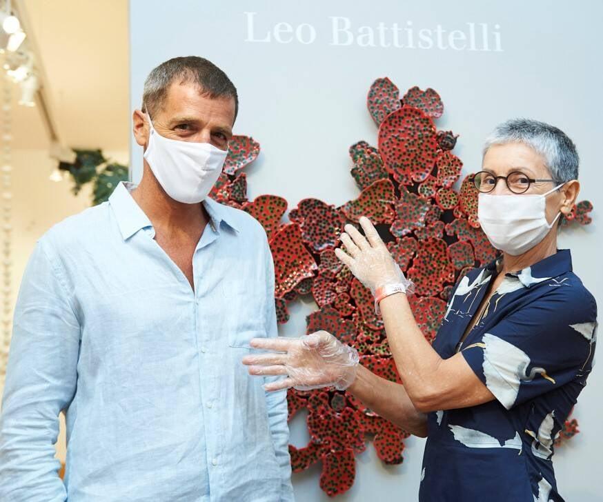 Cassia Kiss e Leo Batistelli /Foto: Selmy Yassuda