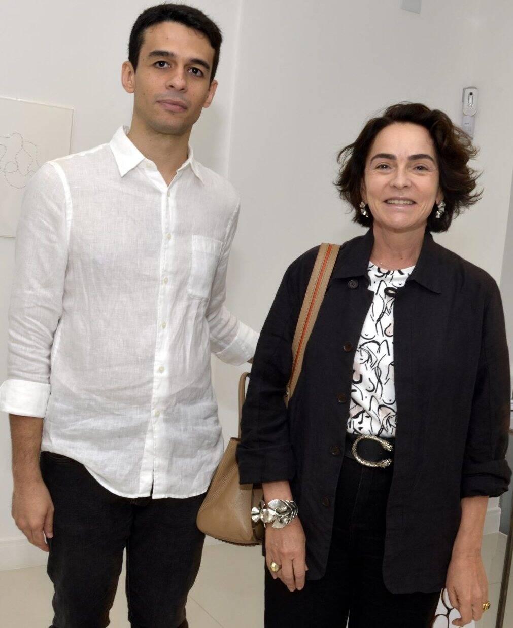 Jimson Vilela e Van Van Seiler  /Foto:  Cristina Granato