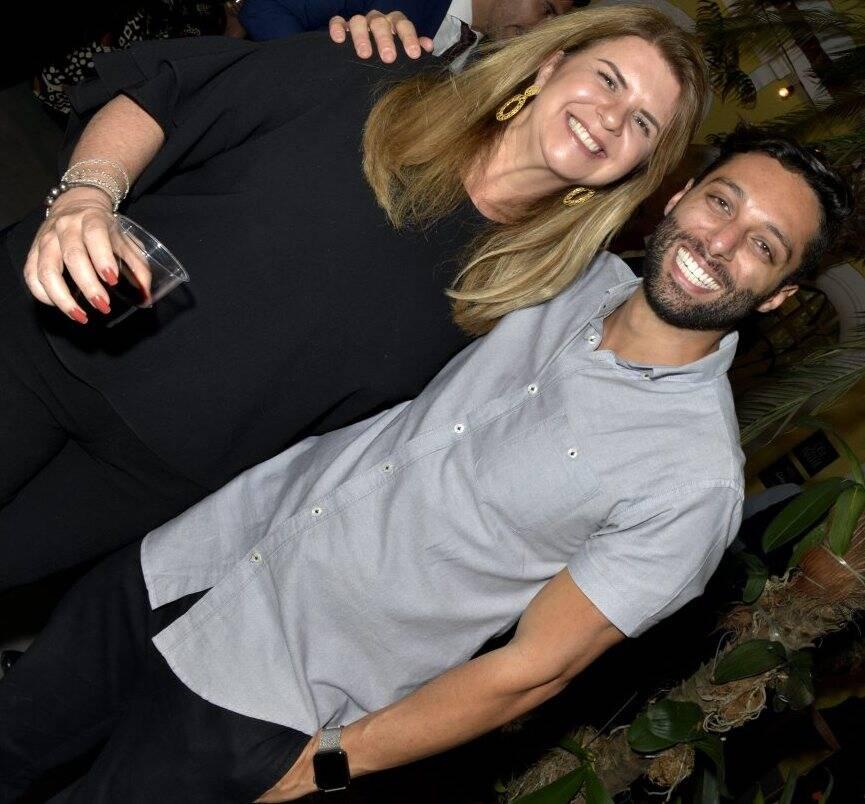Ana Cristina Bezerra e Will Nobre  /Foto:  Cristina Granato