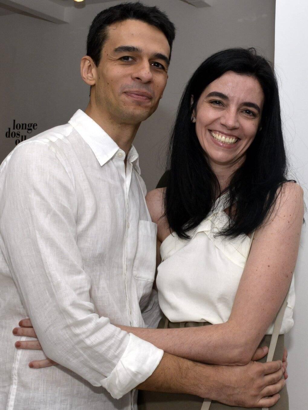 Jimson Vilela  e Liliane Benetti    /Foto:  Cristina Granato
