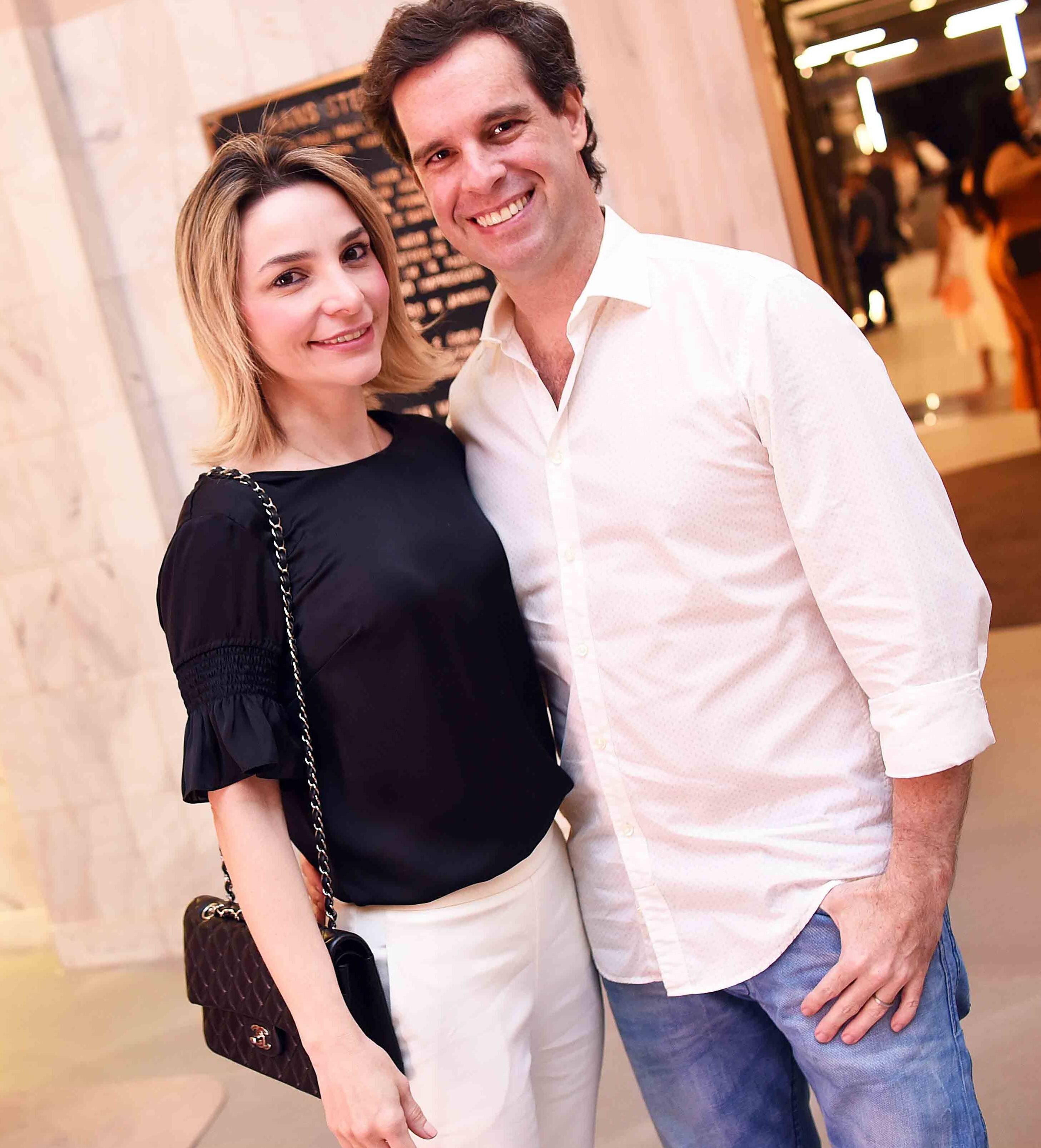 Daniela e Giordano Cacciola /Foto: Ari Kaye