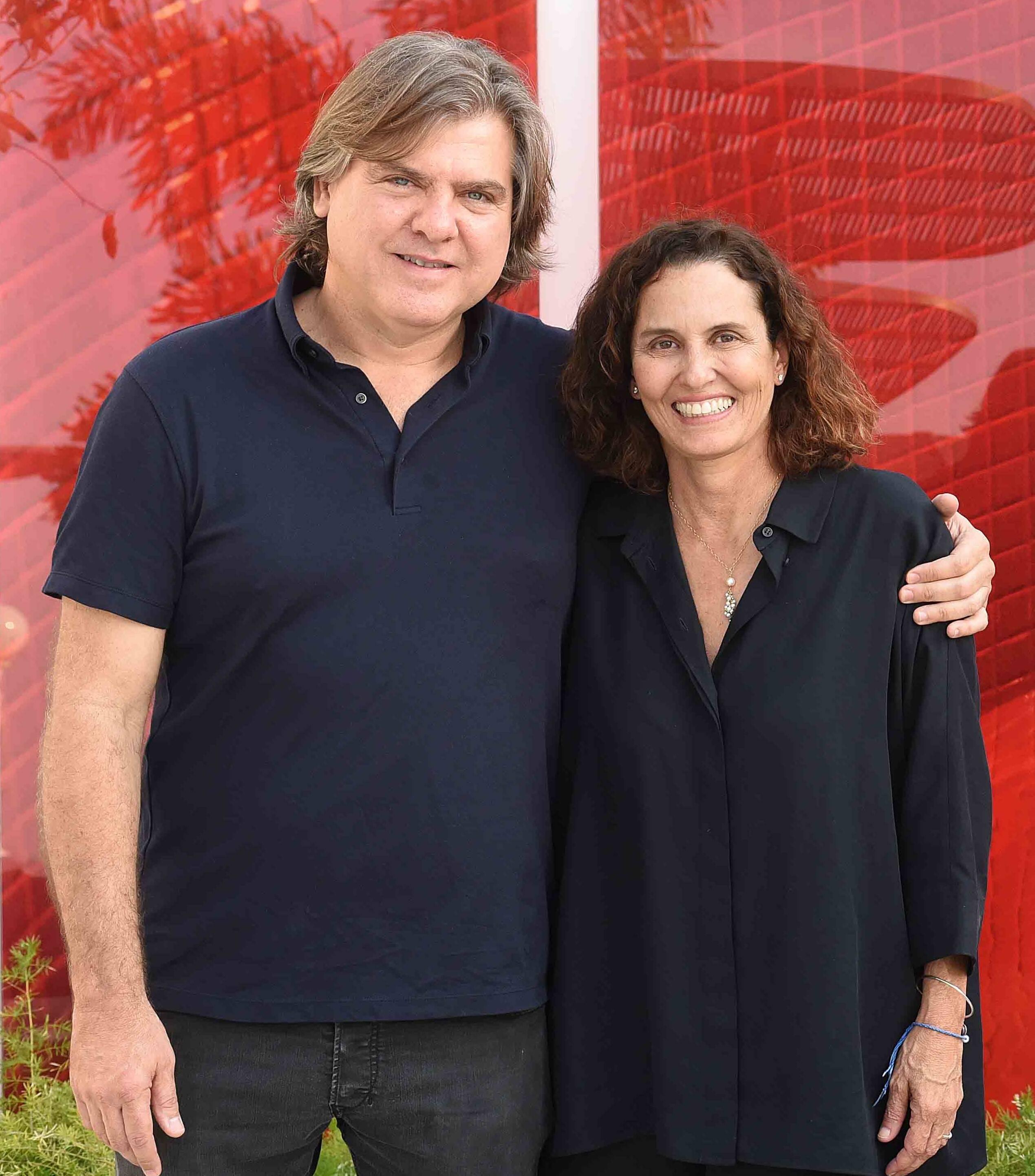 Dudu Garcia e Maritza Caneca /Foto: Ari Kaye