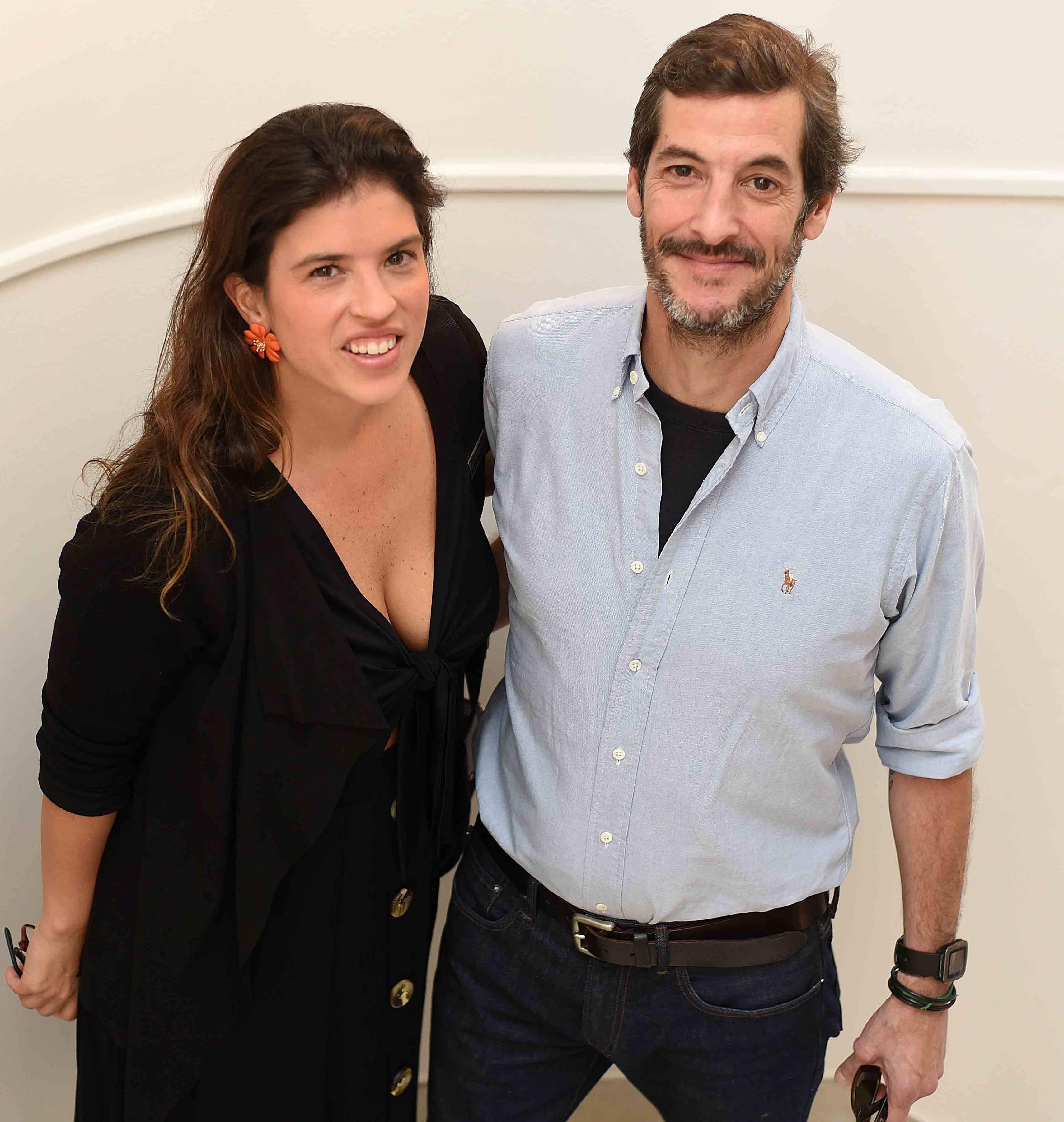 Fernanda Quentel e Ipe Palhares /Foto: Ari Kaye