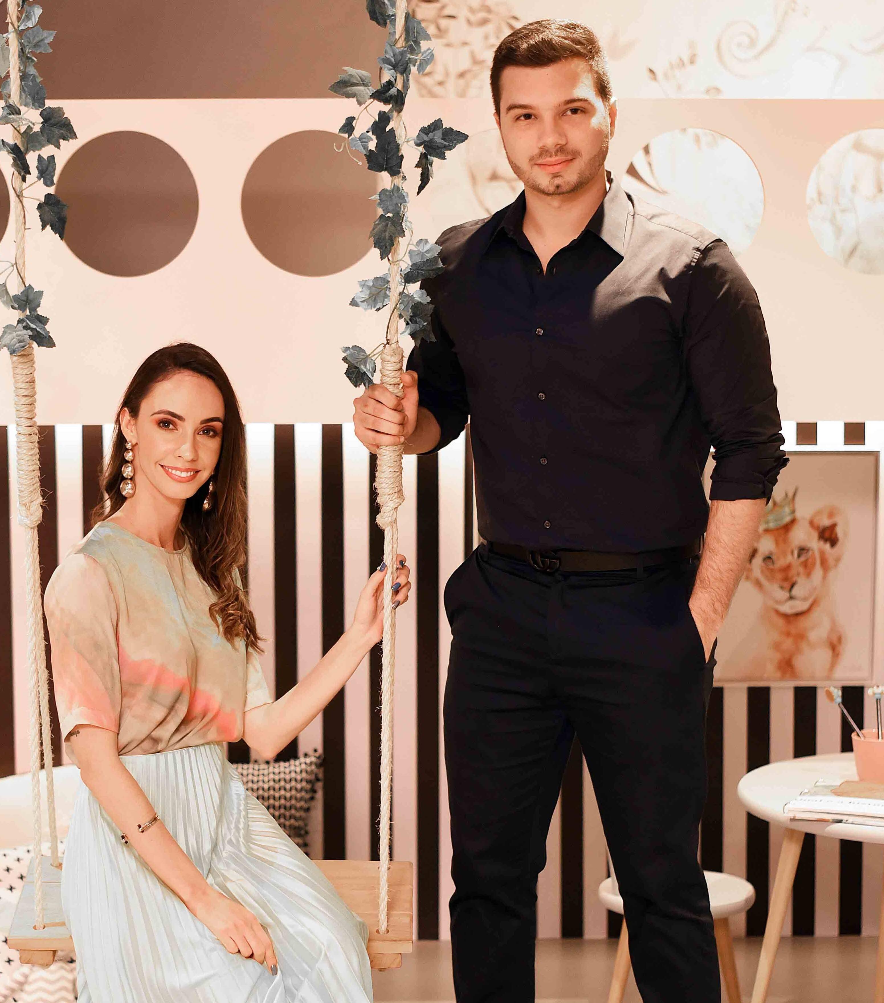 Livia Quintella e Ricardo Guttemberg /Foto: Ari Kaye