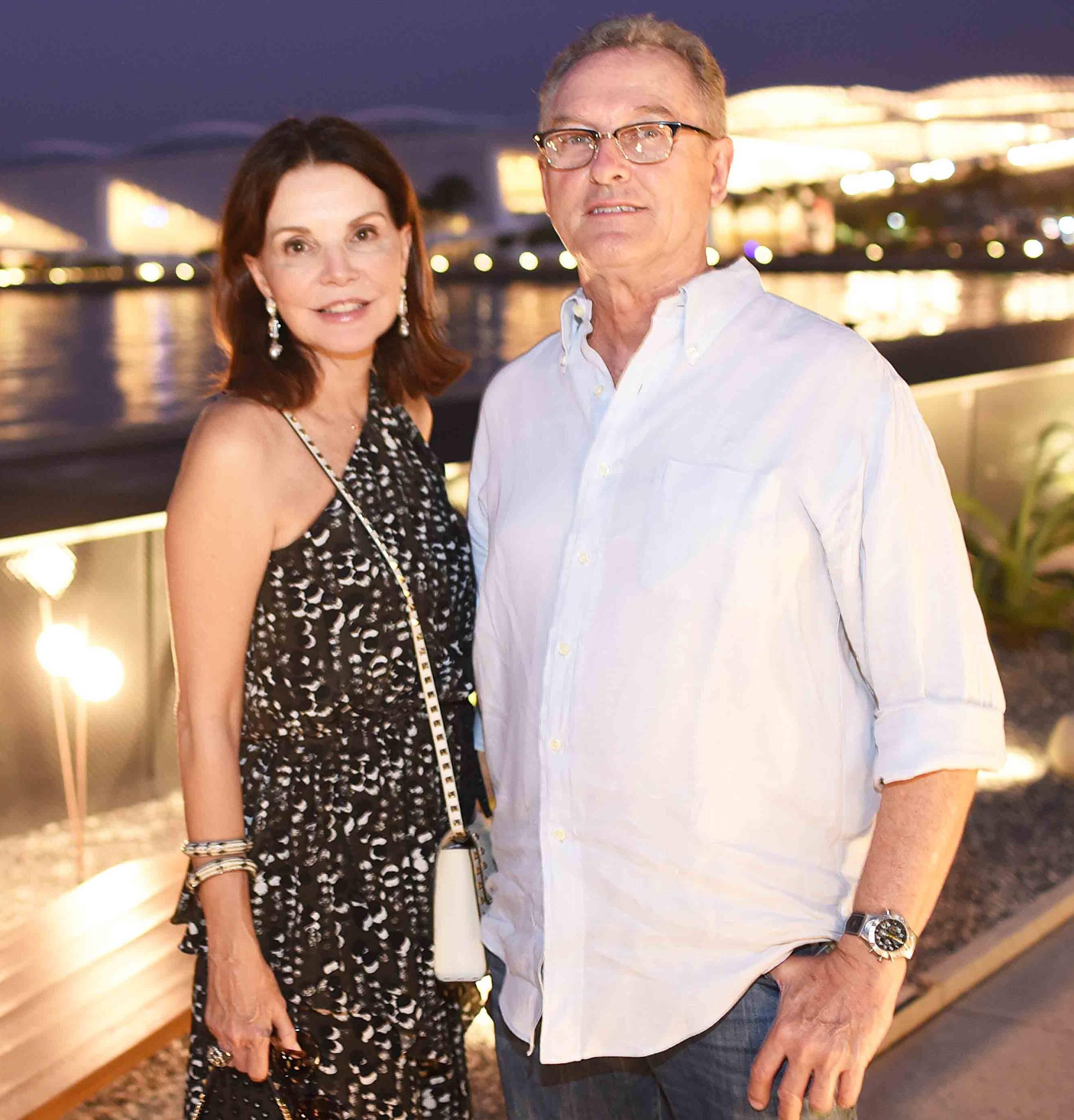 Patricia e Ricardo Mayer /Foto: Ari Kaye