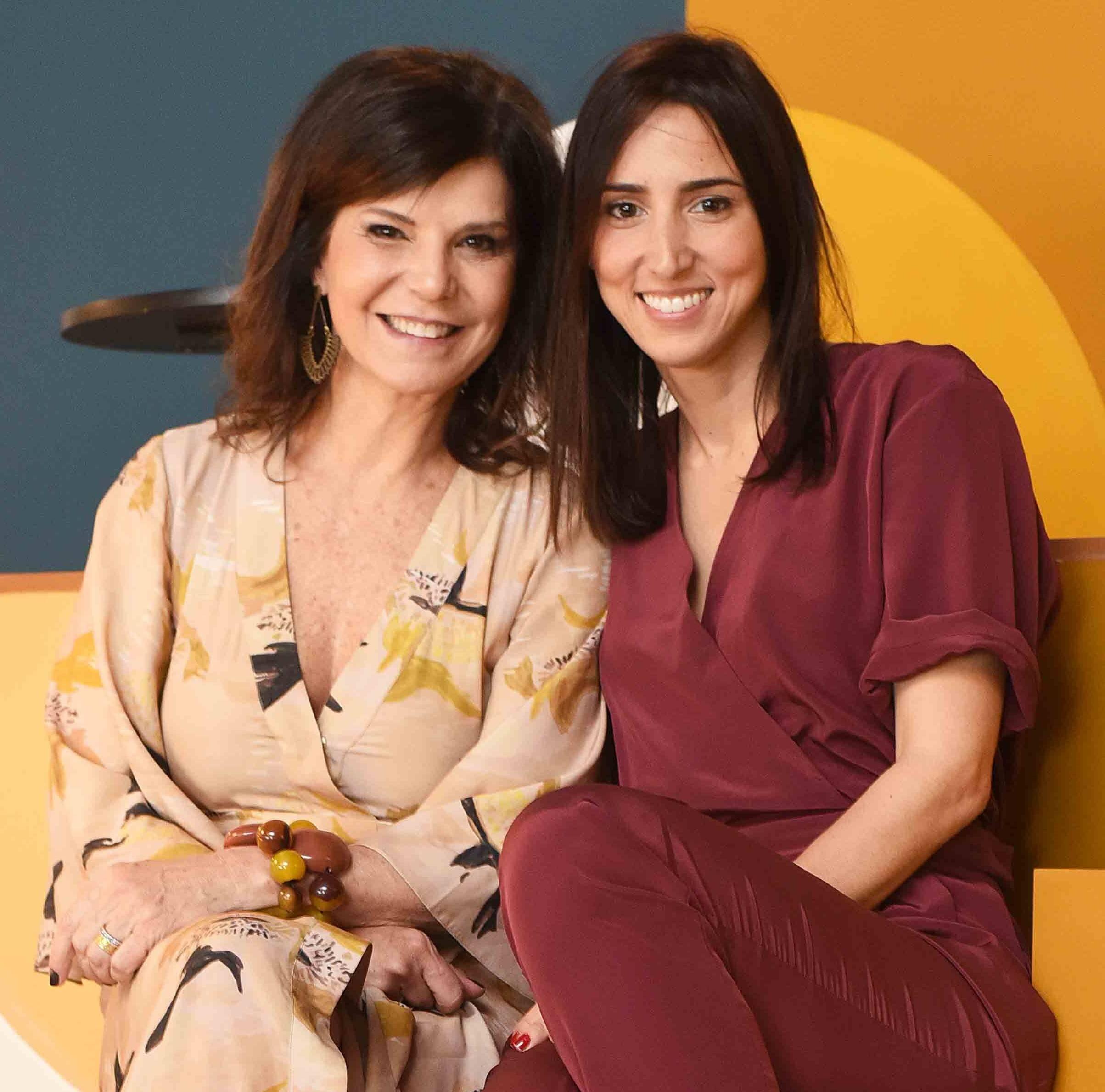 Paula Neder e Isabella Lucena /Foto: Ari Kaye