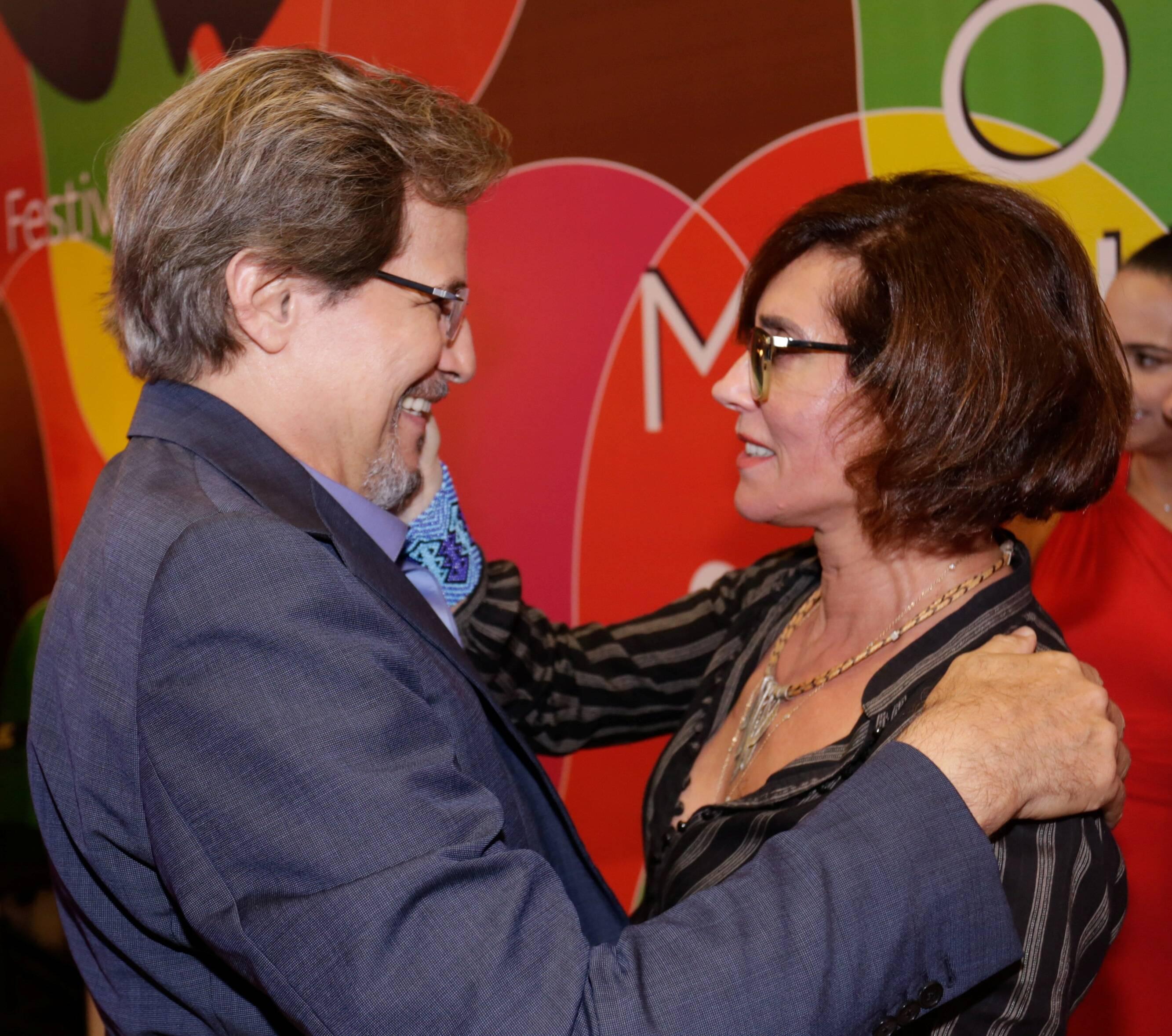 Edson Celulari e Christiane Torloni /Foto: Divulgação