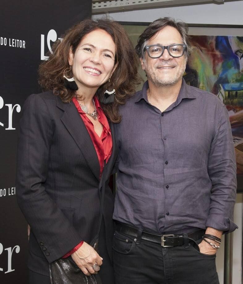 Roberta Damasceno e Paquito Lucas /Foto: Vera Donato