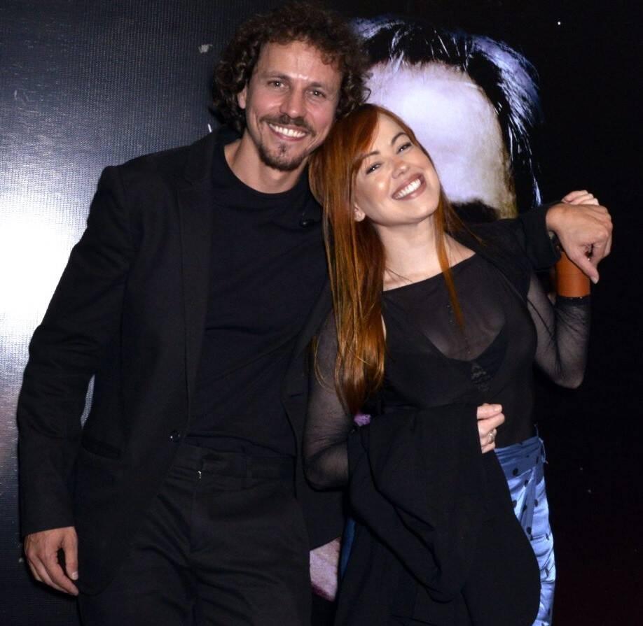 Well Aguiar e Yana Purger  /Foto: Cristina Granato