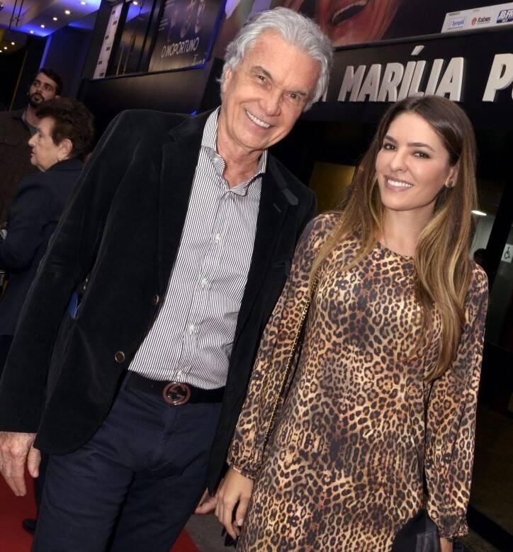 Volney Pitombo e Patrícia Neves  /Foto: Cristina Granato
