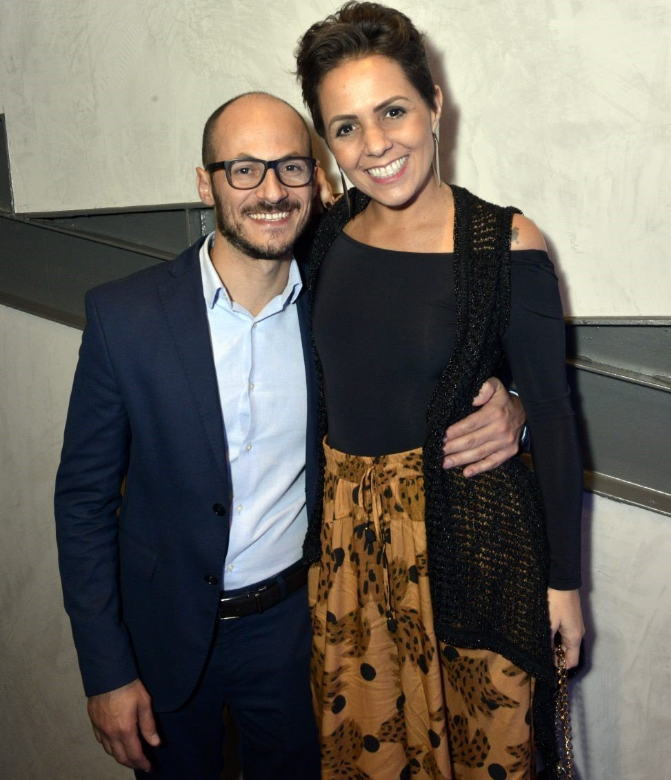 Tom Santos e Bibiana Paola  /Foto: Cristina Granato