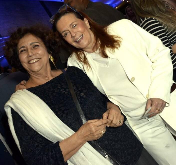 Sonia Dias e Maria Zilda Bethlem /Foto: Cristina Granato