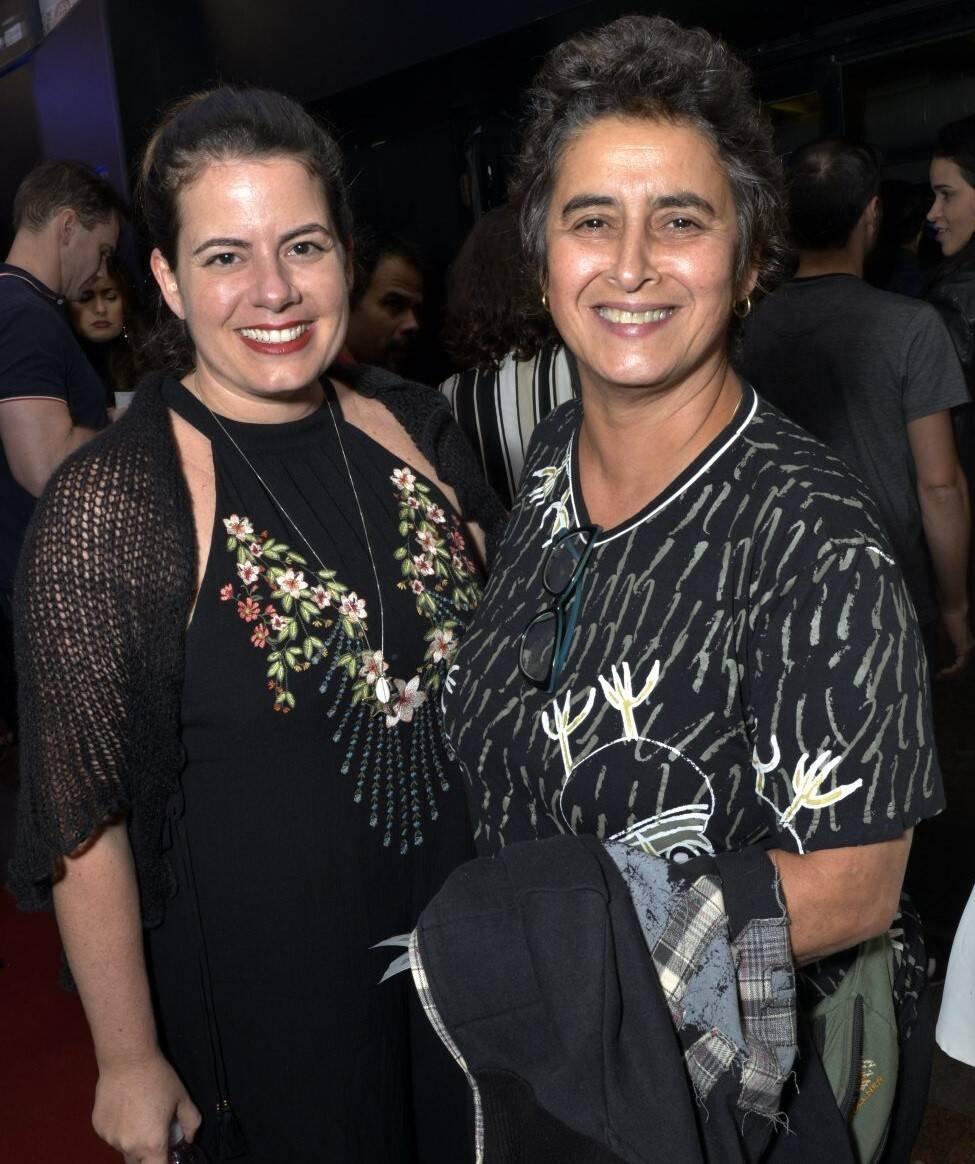 Alix Bandeira e Isabela Sechin  /Foto: Cristina Granato