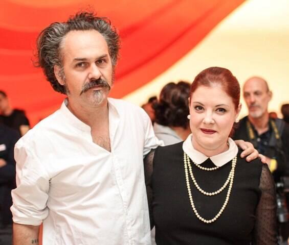 Renato Larini e Neli Pereira