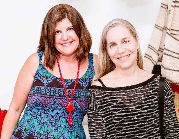 Ana Paula Guimarães e Martha Bezerra de Mello