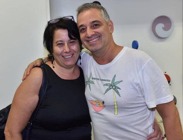 Alessandra Venditti e Ronaldo Simões