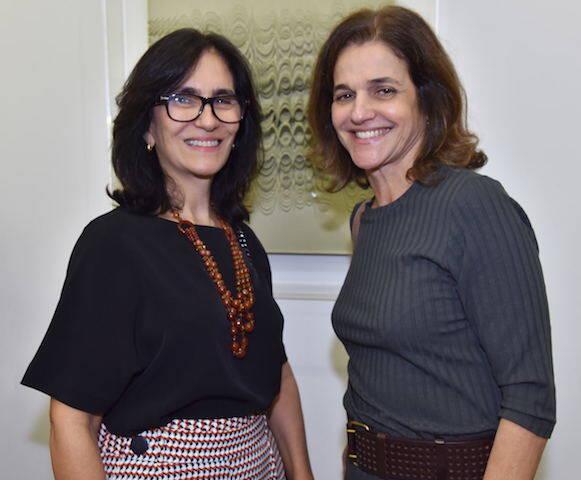Katia Mindlin Leite Barbosa e Bebel Palhares