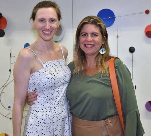 Fabiola Ceni e Alessandra Monteiro de Carvalho
