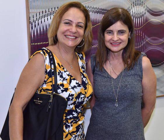 Dora Calderari e Rose Mendez