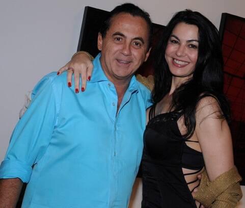 Ricardo Rique e Surama de Castro