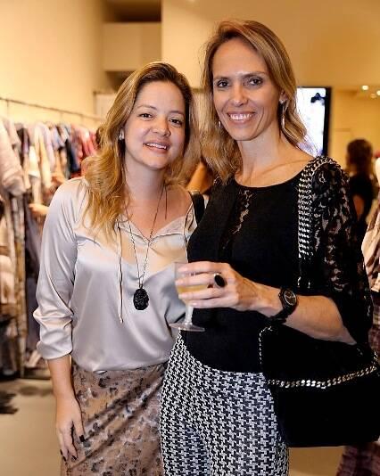 Bianca Gibson e Karin Deguise