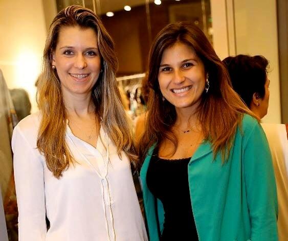 Keli Nicocheli e Danielle Marques
