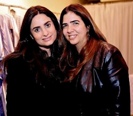 Patricia Fontenelle e Cynthia Leite