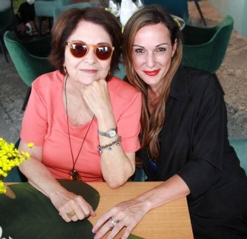 Suzete Ache e Suzana Galdeano