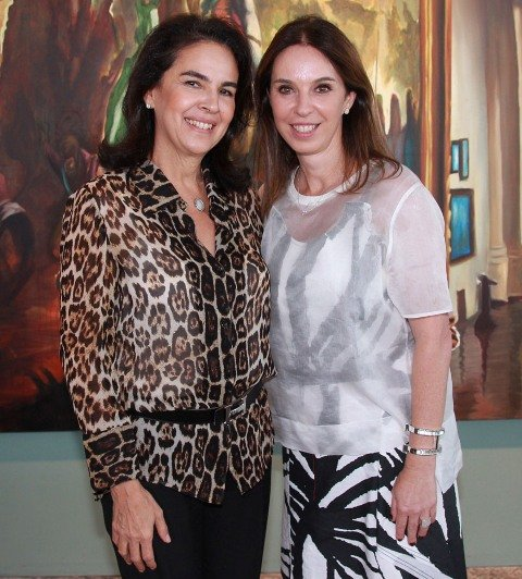 Joy Garrido e Esther Schattan