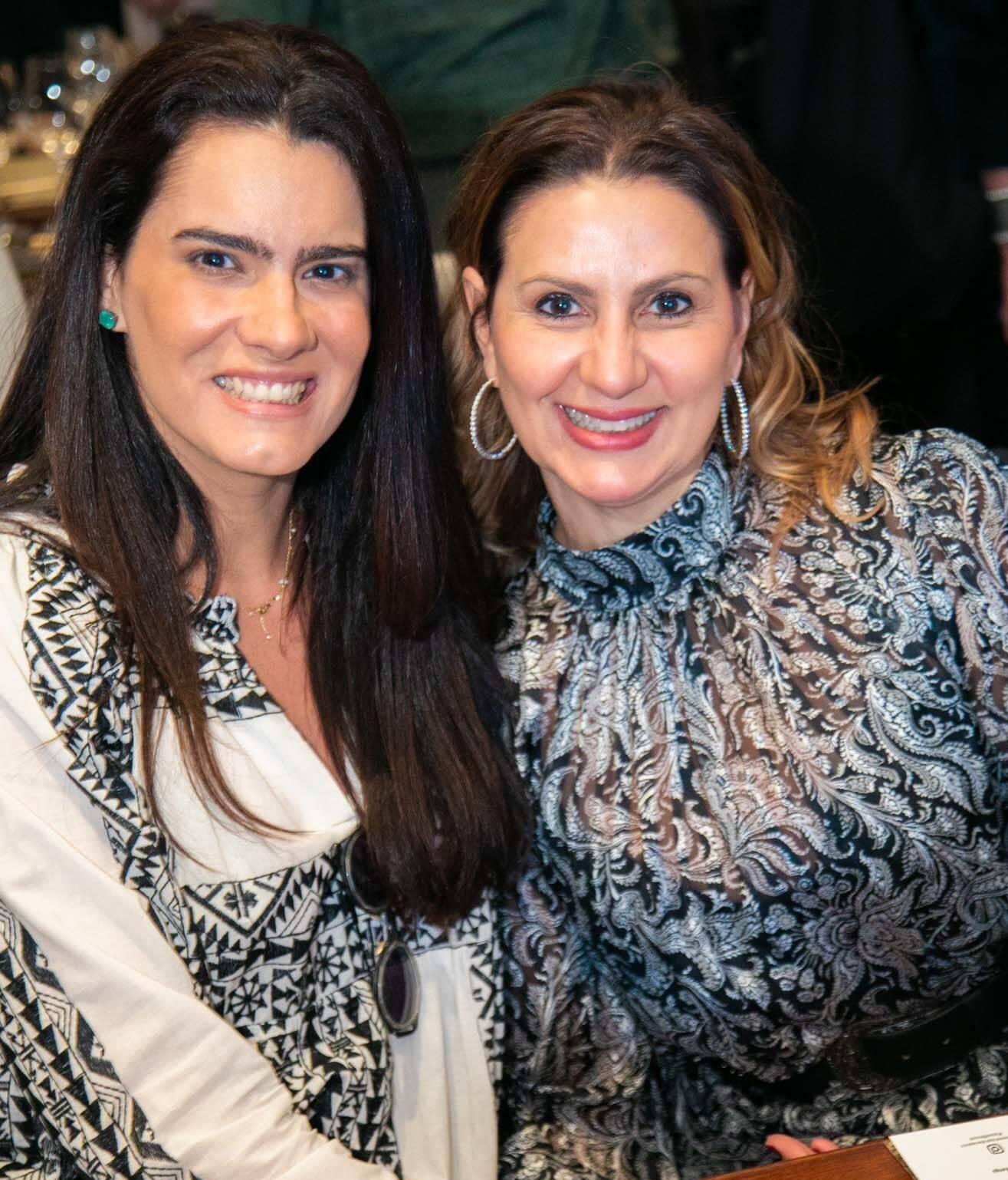 Joana Figueira e Andrea Junqueira /Foto:Miguel Sá