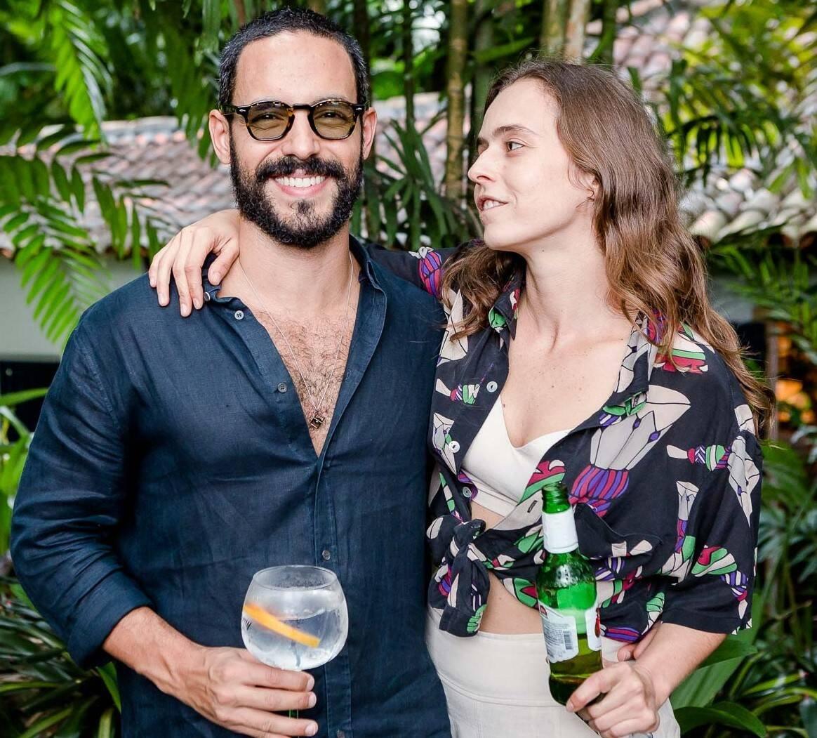 Leo Neves e Rosana Rodini  /Foto: Bruno Ryfer