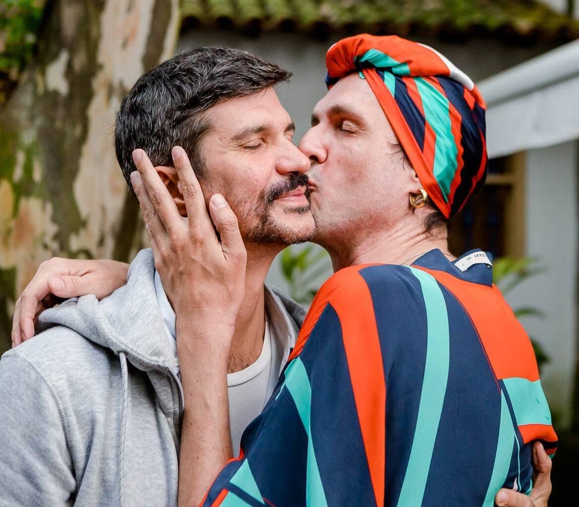 José Camarano e Dudu Berthollini  /Foto: Bruno Ryfer