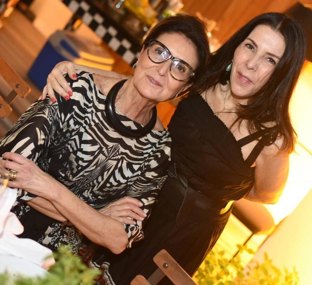 Cris Ferraz e Paola Ribeiro /Foto: Ari Kaye