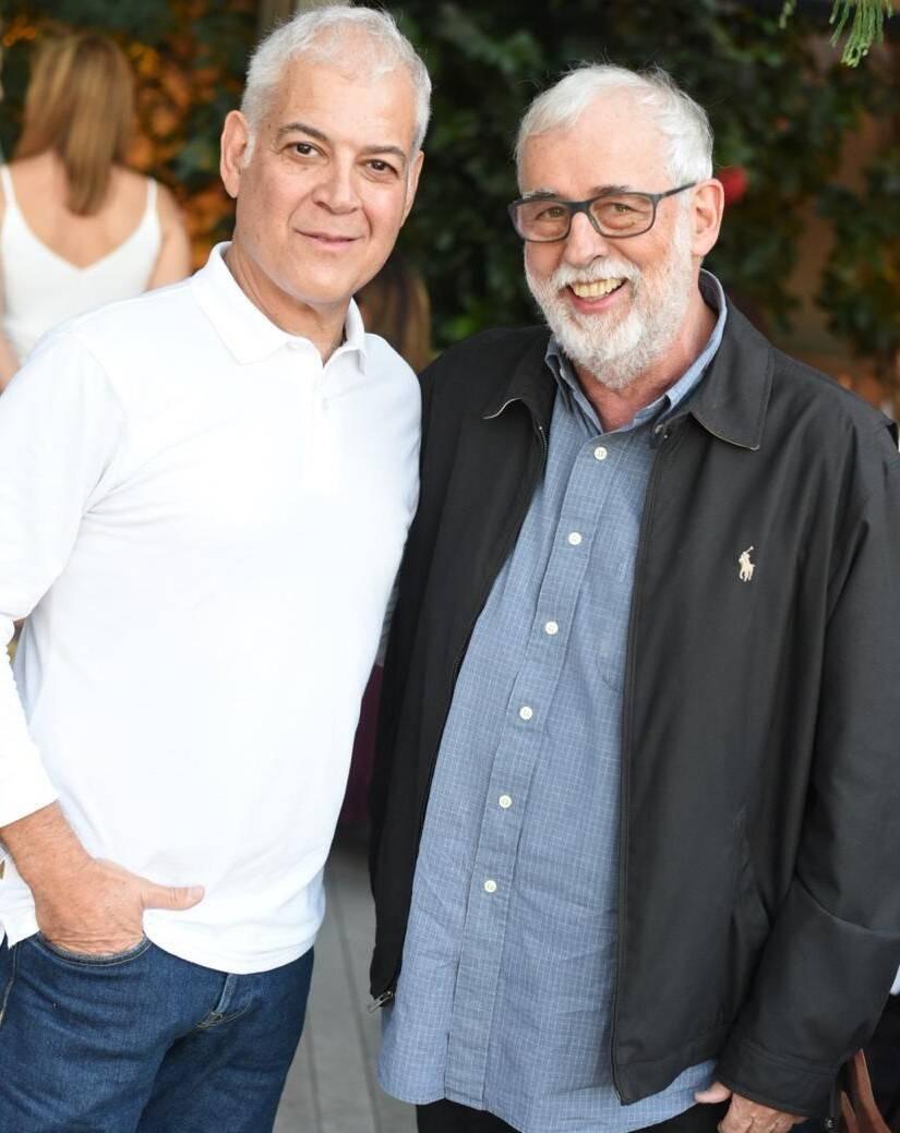 Mauricio Nóbrega e Eduardo Quentel /Foto: Ari Kaye