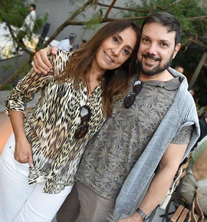 Miriane e Mario Santos /Foto: Ari Kaye