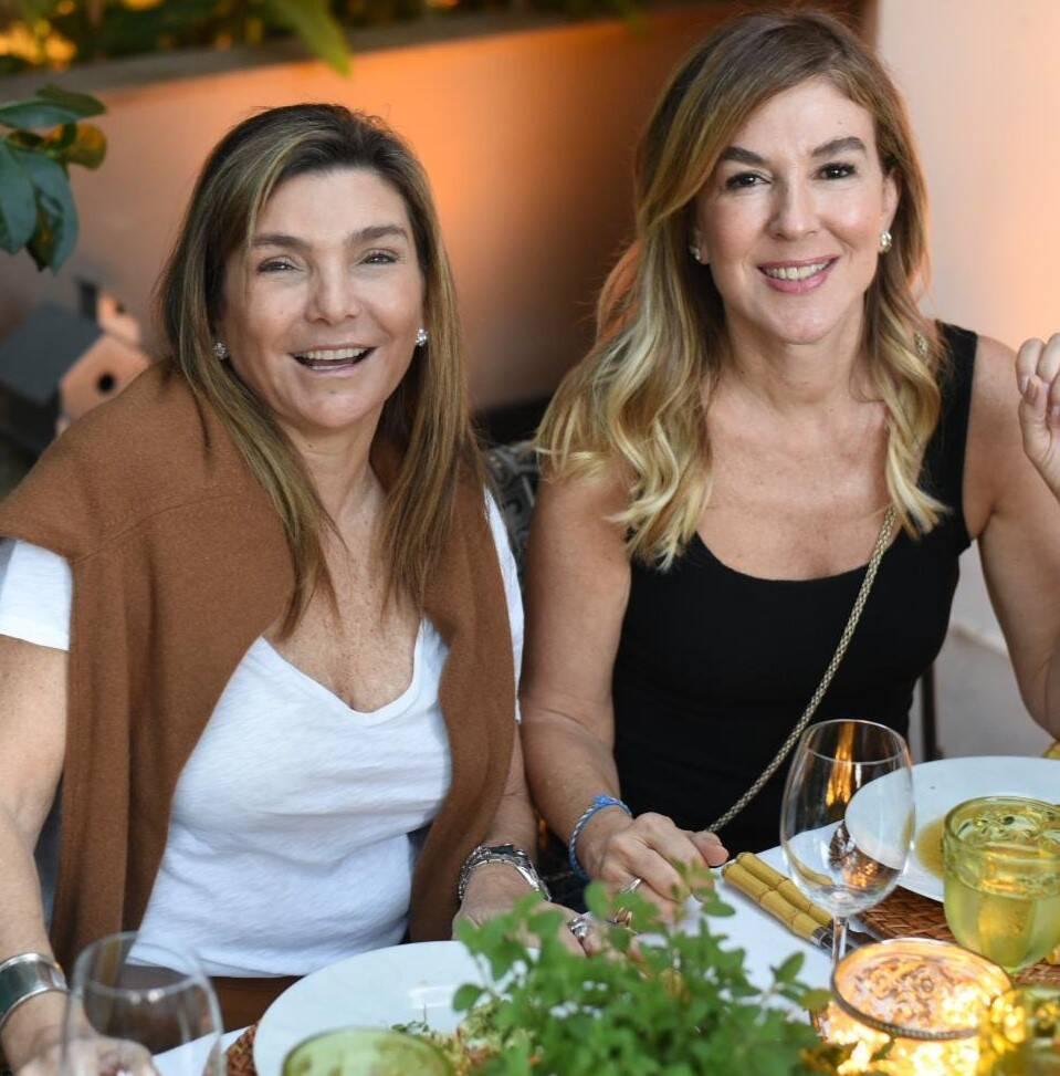 Olga Oakim e Bete Floris /Foto: Ari Kaye