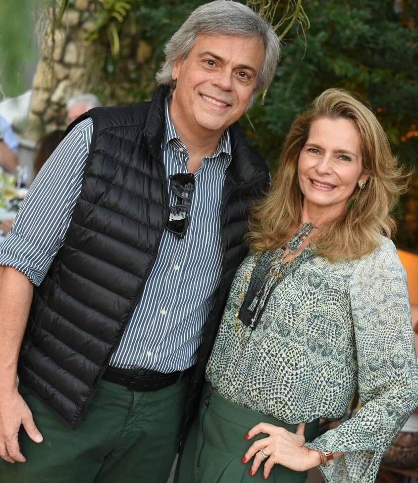 Fernando e Ana Paula Leão Teixeira /Foto: Ari Kaye
