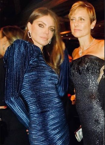 Simone Andelnur e Monica Ferro