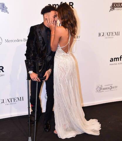 Neymar Jr. e Bruna Marquezine