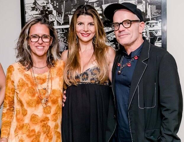 Gilda Midani, Claudia Jatahy e Giovanni Bianco