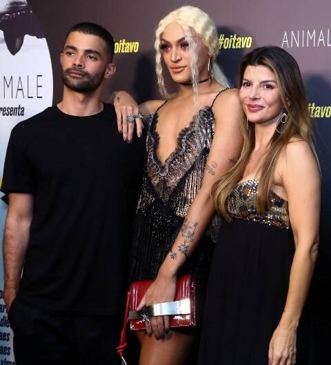 Vitorino Campos, Pabllo Vittar e Claudia Jatahy