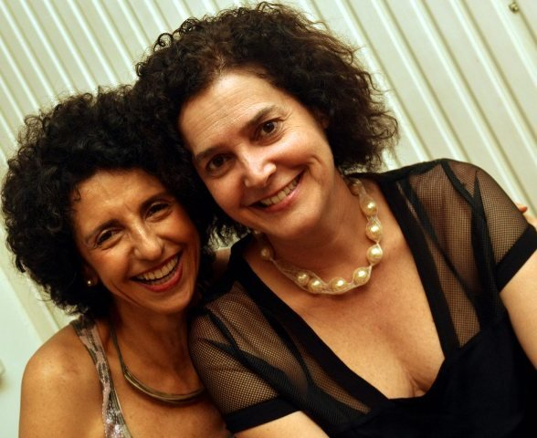 Vanja Ferreira e Betina Durovni