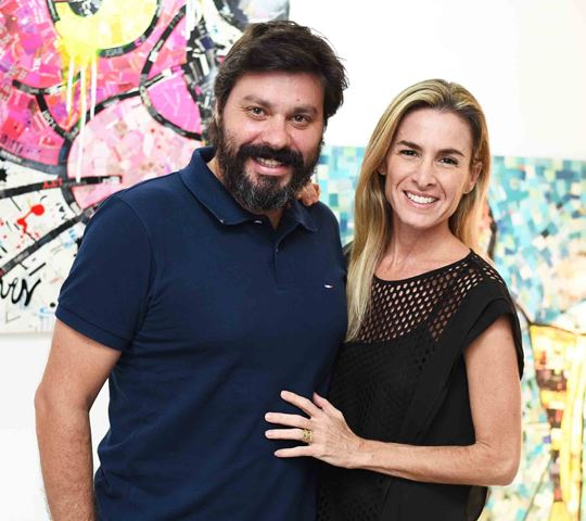 André e Claudia Neves