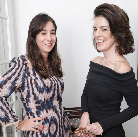 Antonia Leite Barbosa e Mariana Gross