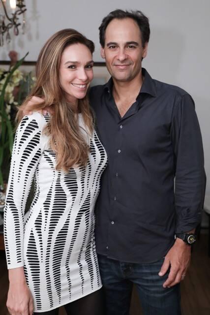 Lilian Pieroni e Antenor Fernandes