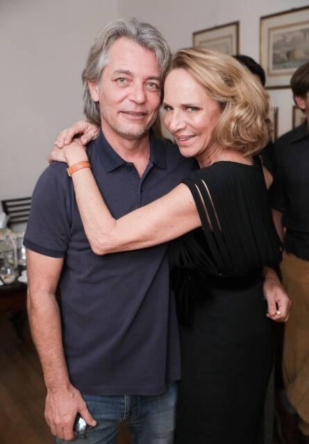 Lulu Lima e Silva e Lenny Niemeyer