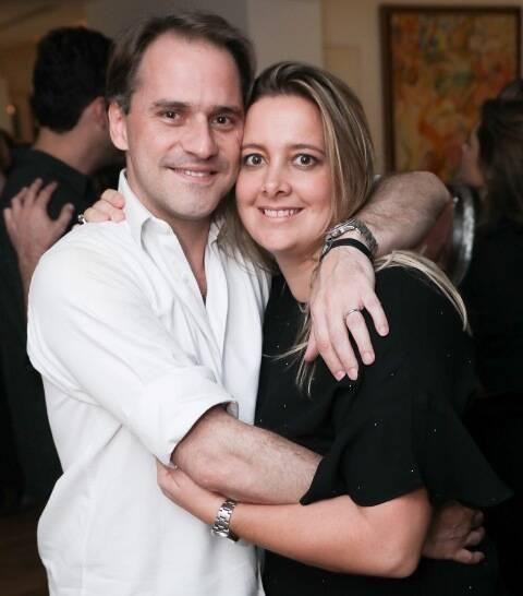 Raphael Robalinho e Chris Pasqualette