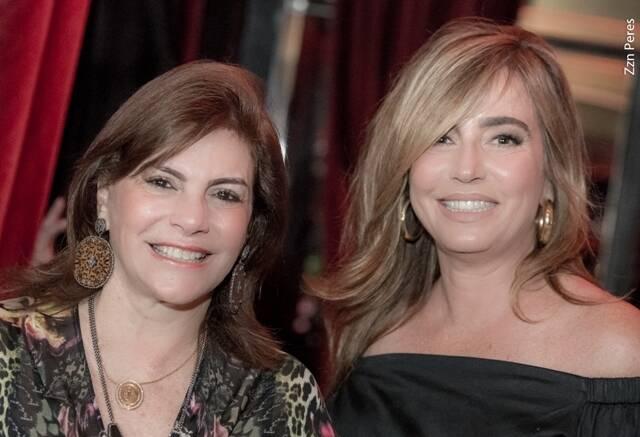 Andrea Buffara e Paula Barcellos
